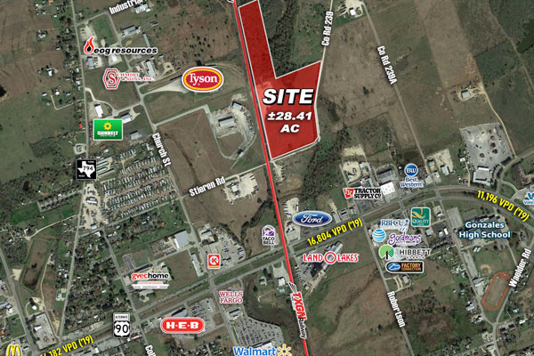 28.41 Acre Rail Served Property for Sale/Lease Photo