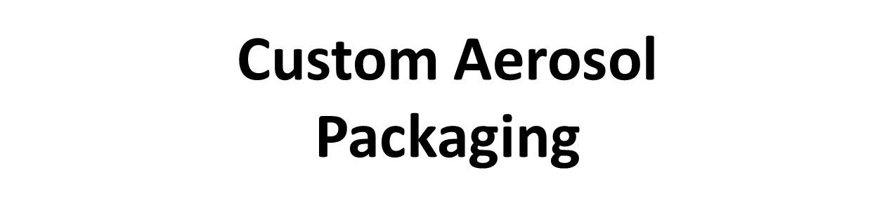 Custom Aerosol Packaging Slide Image