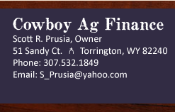 Cowboy Ag Finance LLC Slide Image