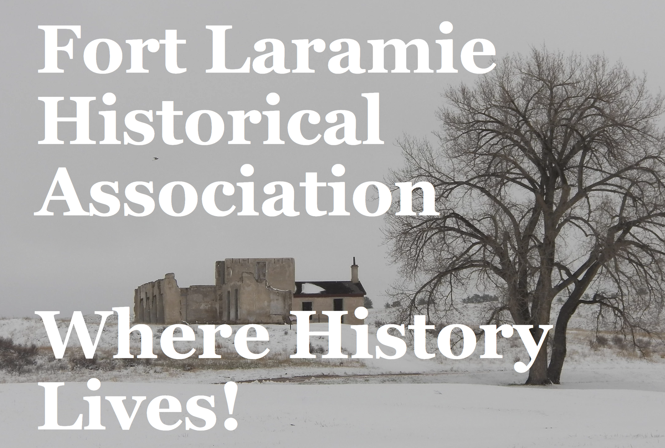 Fort Laramie Historical Association Slide Image