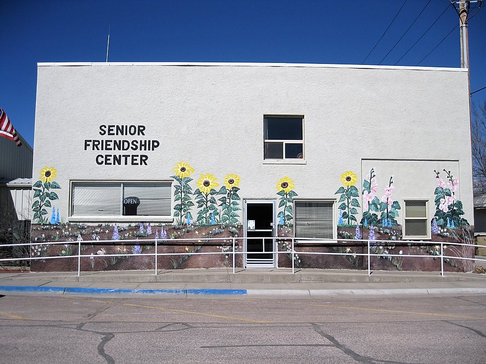 Goshen County Senior Friendship Center Slide Image