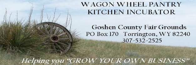 Wagon Wheel Pantry