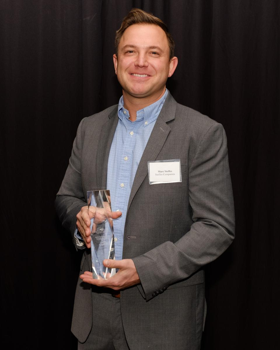 Small Business Excellence: Steffes Companies (Marc Steffes pictured)