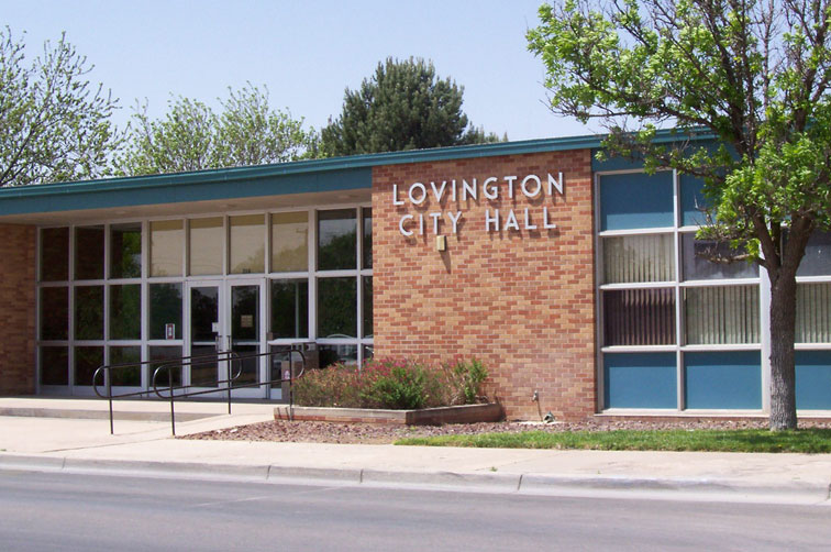 lovington city hall