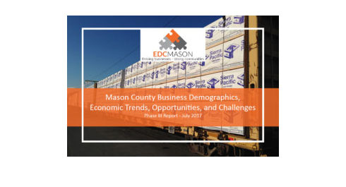 Thumbnail Image For Mason County Business Demographics Report: Phase III  UPDATED BUSINESS DEMOGRAPHICS REPORT DRAFT - Click Here To See