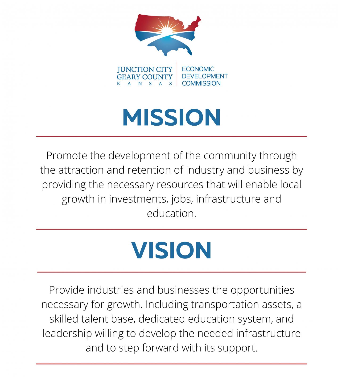 EDC Mission & Vision