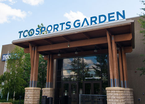Introducing TCO Sports Garden Photo