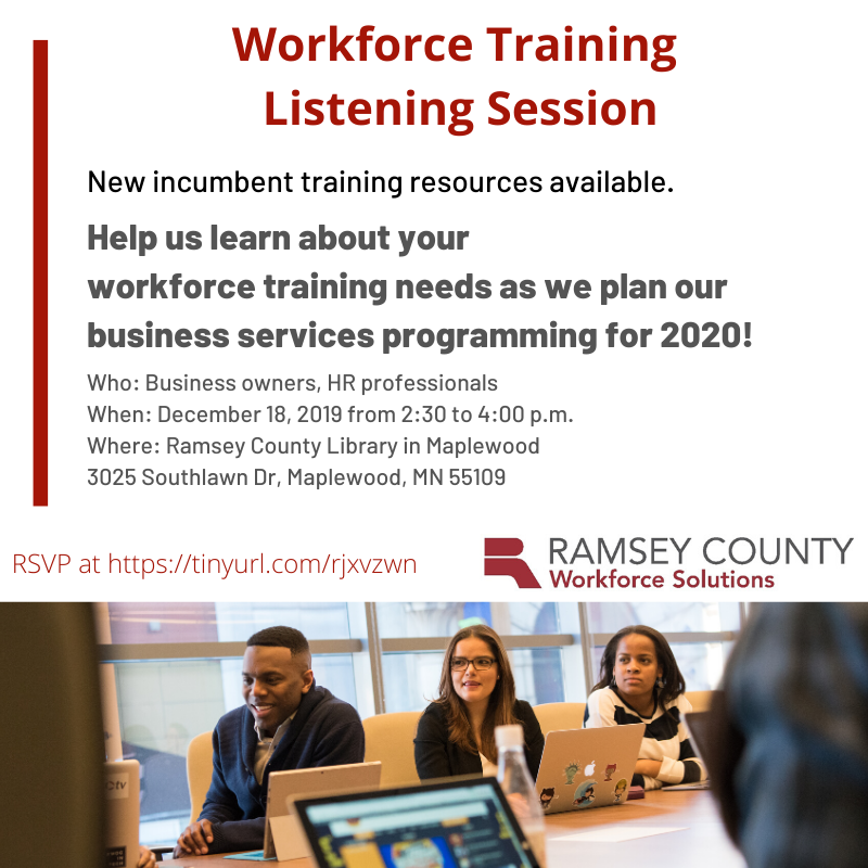 Workforce Listening Session