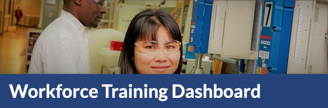 workforce training dashboard