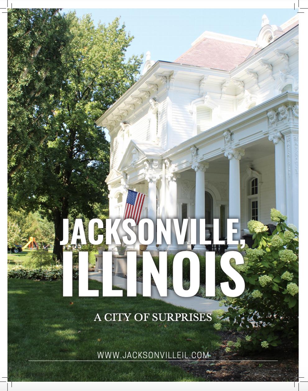 jacksonville brochure