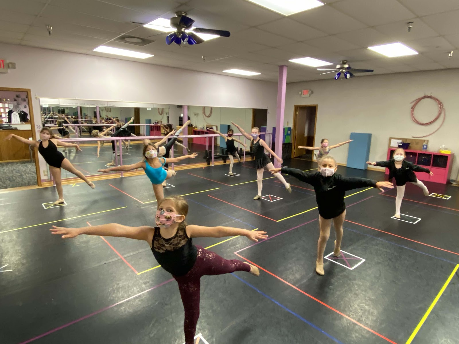 Shoreview Assistance Helps Business Dance On Main Photo