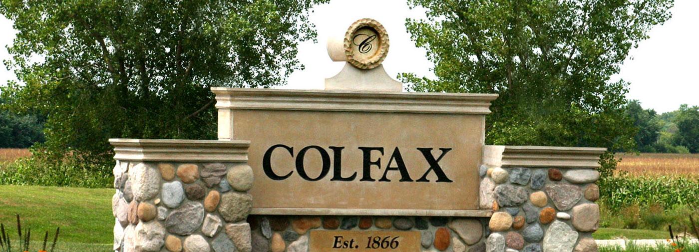 Colfax, IA Profile