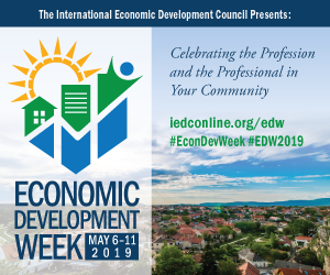 Celebrating Economic Developers in May Photo - Click Here to See
