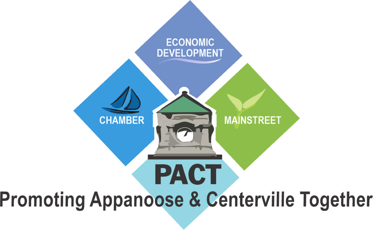 PACT: Promoting Appanoose and Centerville Together Photo - Click Here to See