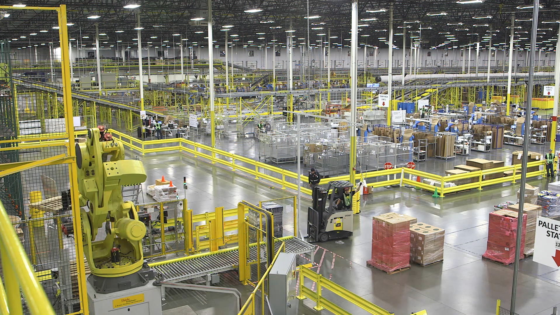 Amazon begins hiring for 1,500 jobs at Tula Fulfillment Center Main Photo
