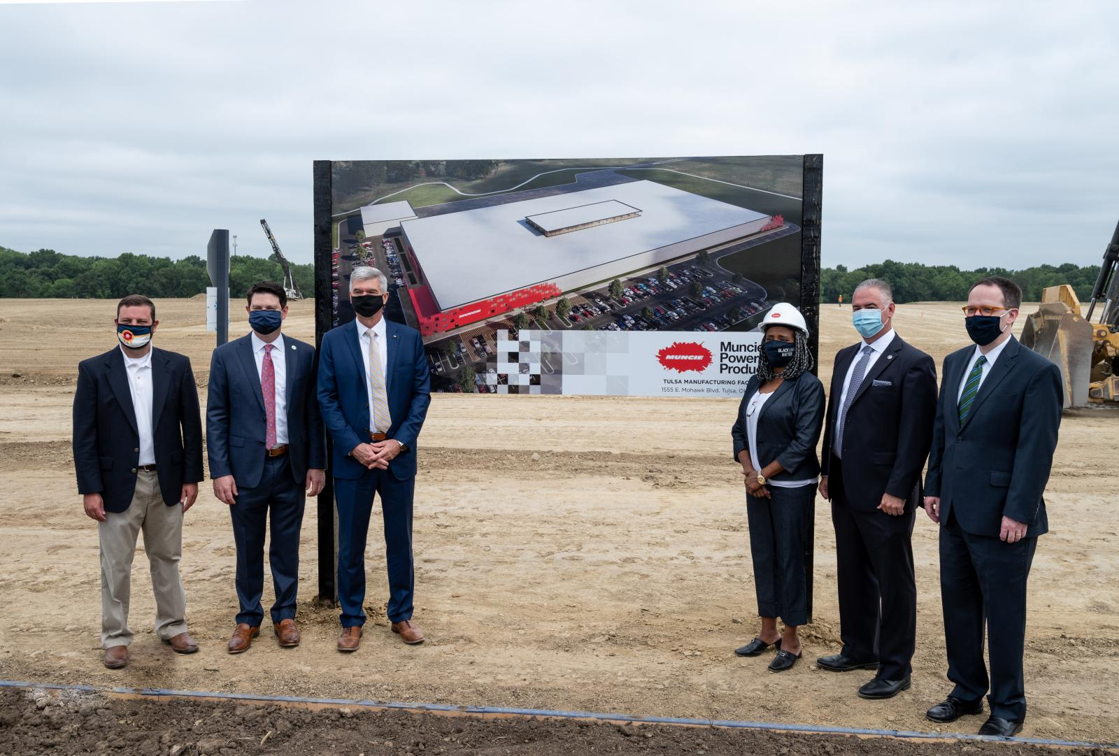 Muncie Power Products breaks ground on new facility Main Photo