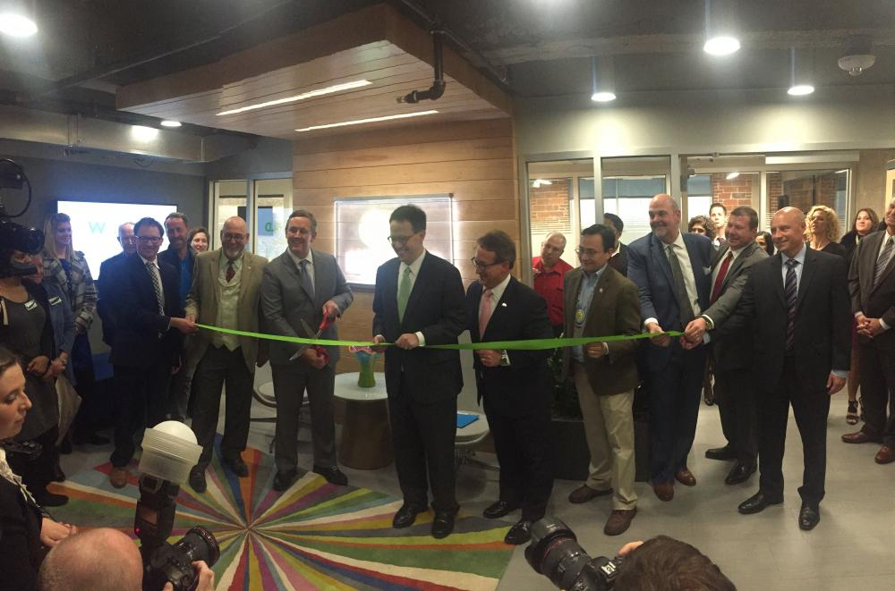Ingredion hosts ribbon cutting, adds 60 jobs downtown Main Photo