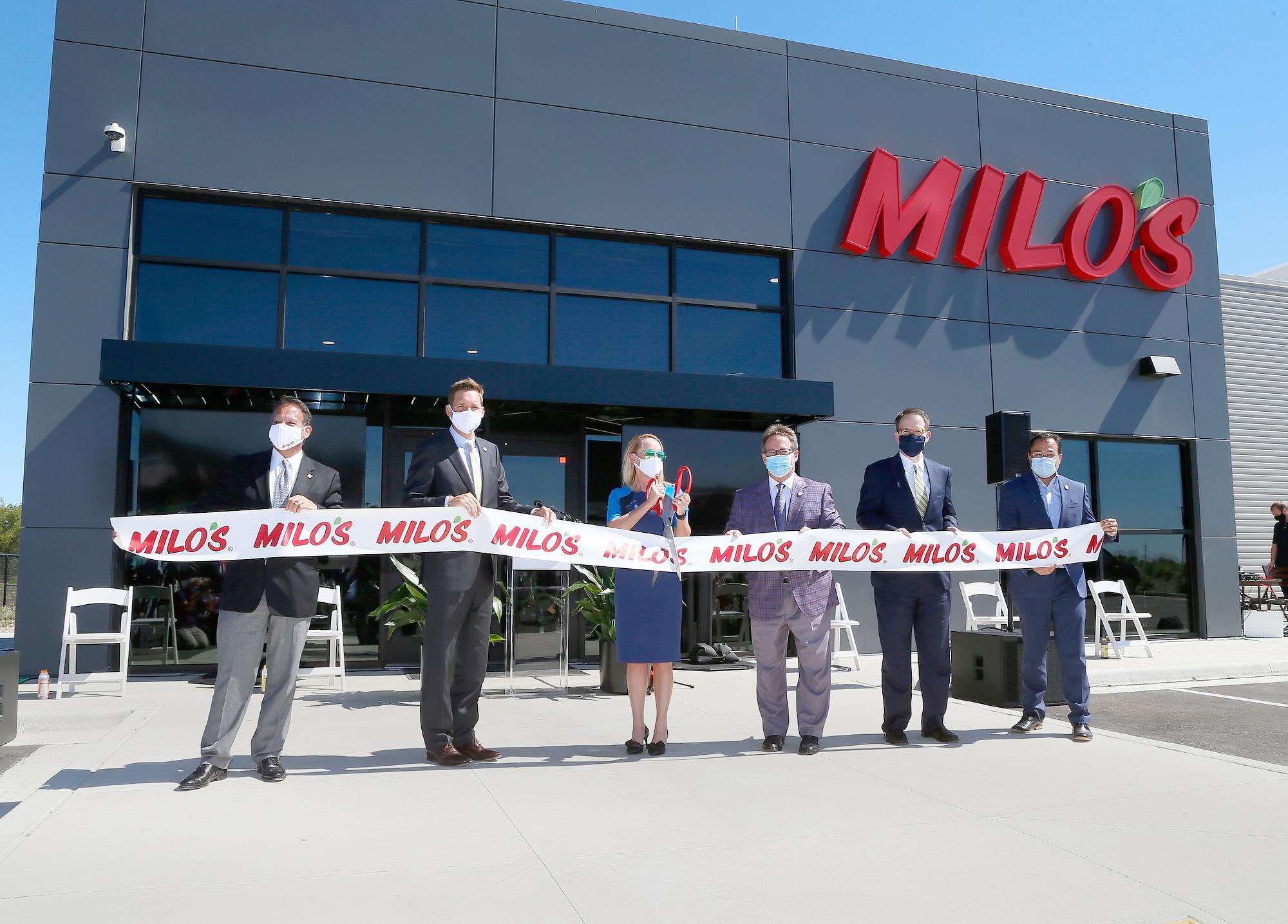 Milo's Tea Company opens Tulsa production and distribution center Main Photo
