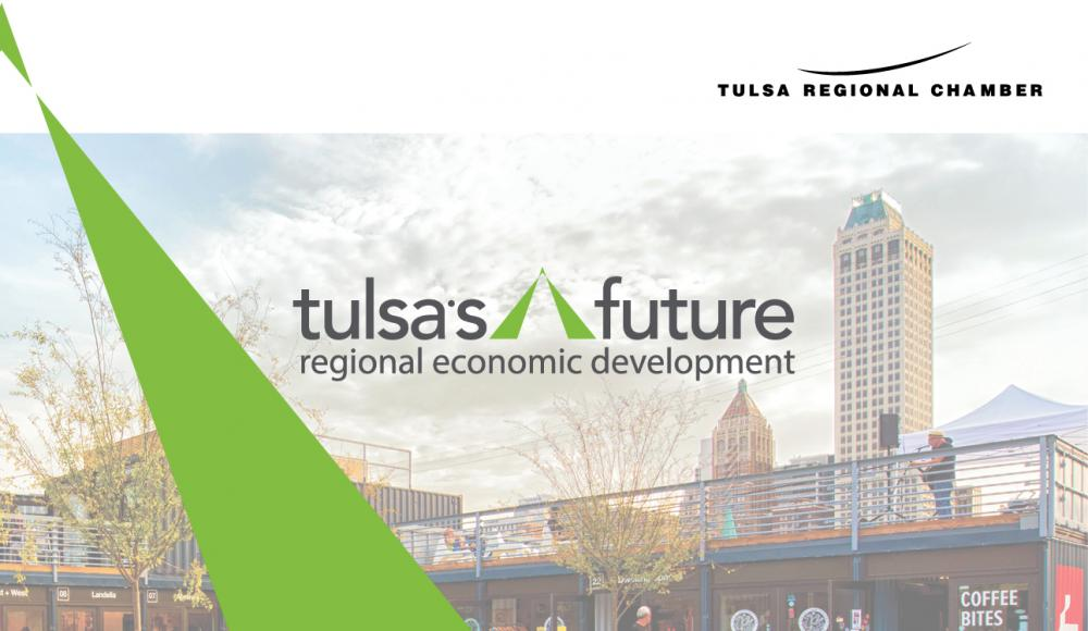 Tulsa's Future surpasses capital investment goal of $1.1 billion Main Photo