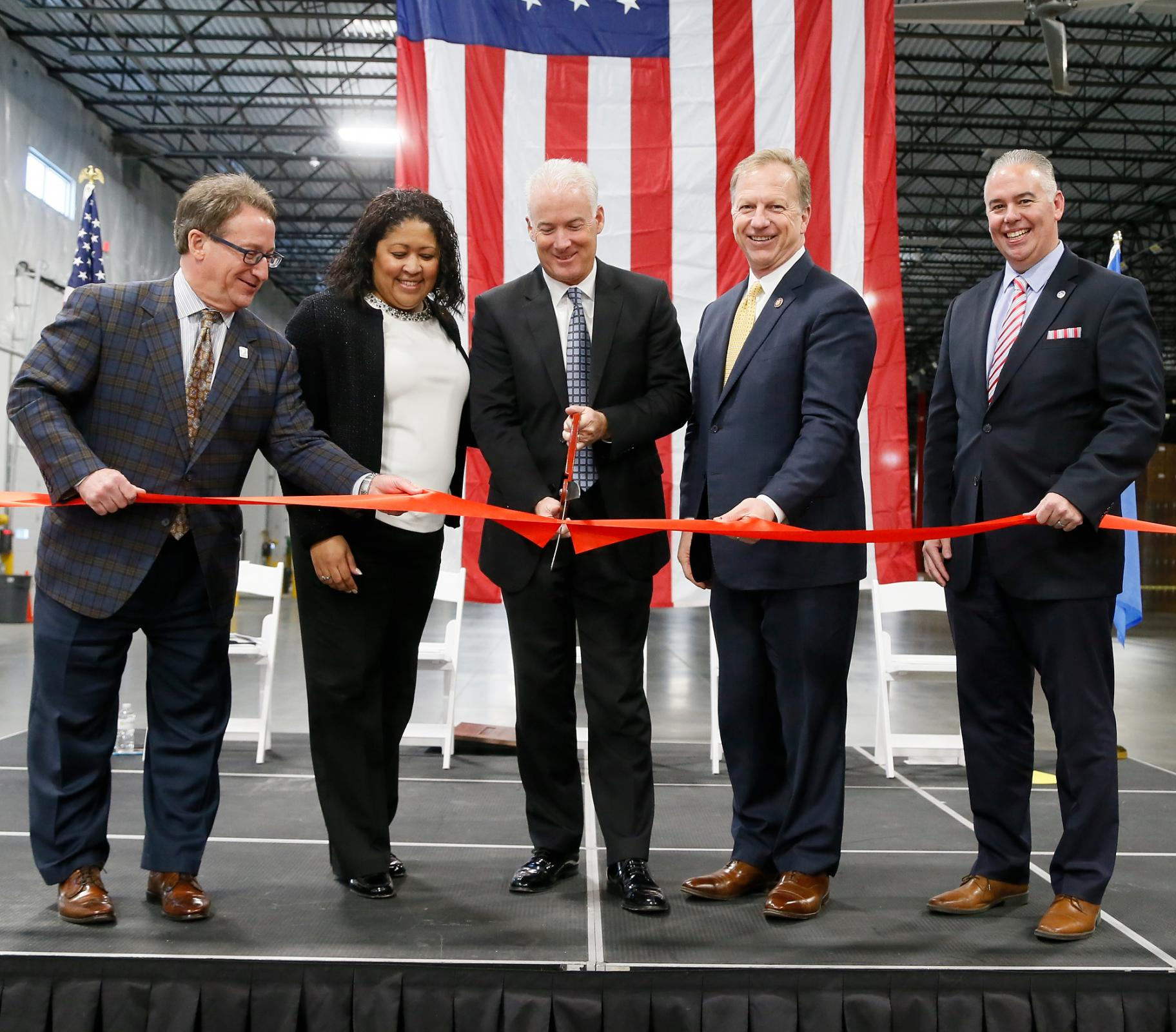 Whirlpool Opens Distribution Center in Tulsa Main Photo