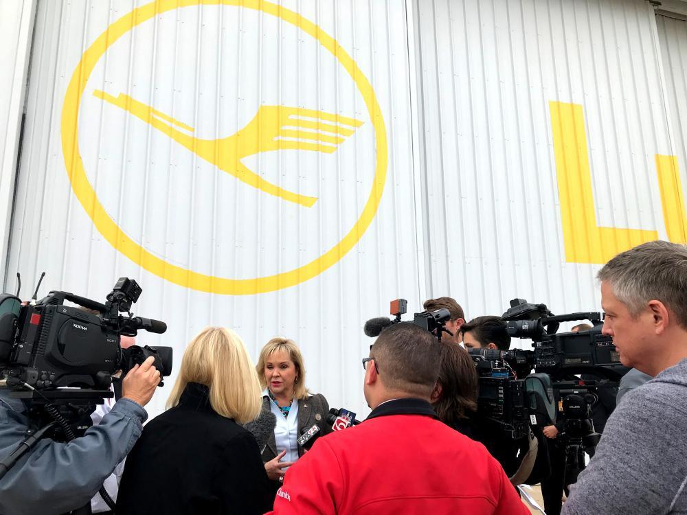 Lufthansa Technik expands facility, planning to add jobs Main Photo