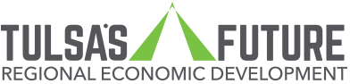 Tulsa Regional Chamber Economic Development Logo