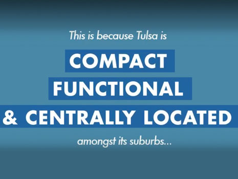 Thumbnail Image For The Tulsa Commute - Click Here To See