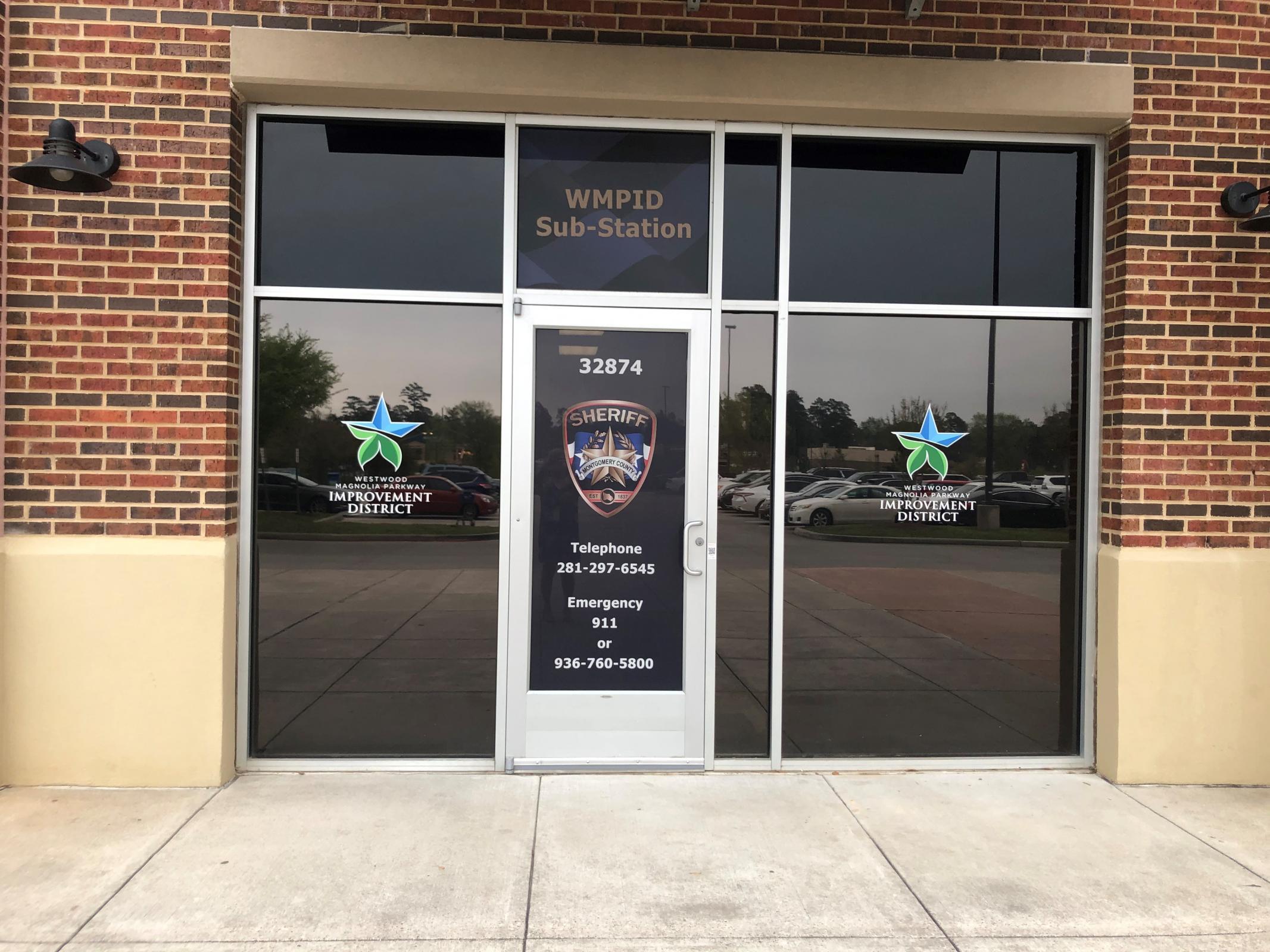 Sheriff Storefront