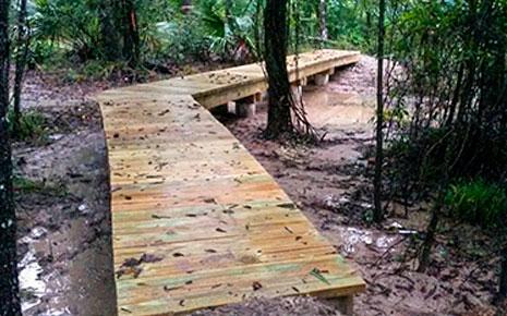 Lake Creek Greenway Partnership Image