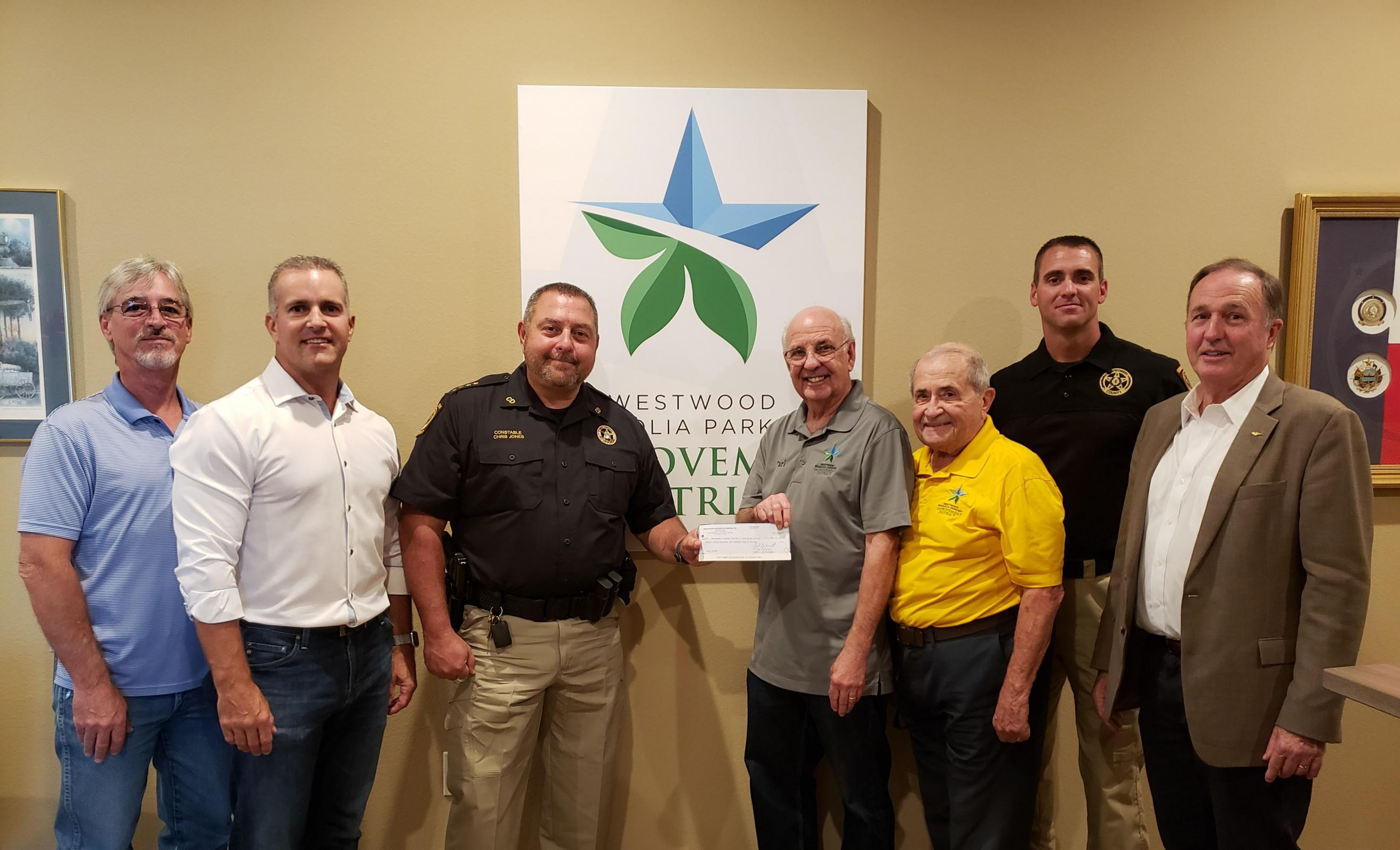 Safety in Texas was Boosted When WMPID Awarded $27K Grant for Swift Water Rescue Boat Main Photo