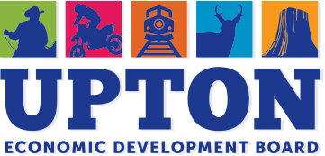 Upton Economic Development Board Logo