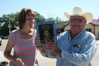 2013 Fun Days - Citizen of the Year: Dan Gose