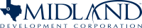 Midland Development Corporation Logo eg-lazy