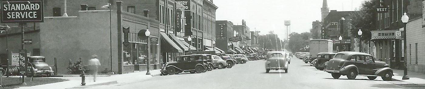 History of Long Prairie Minnesota