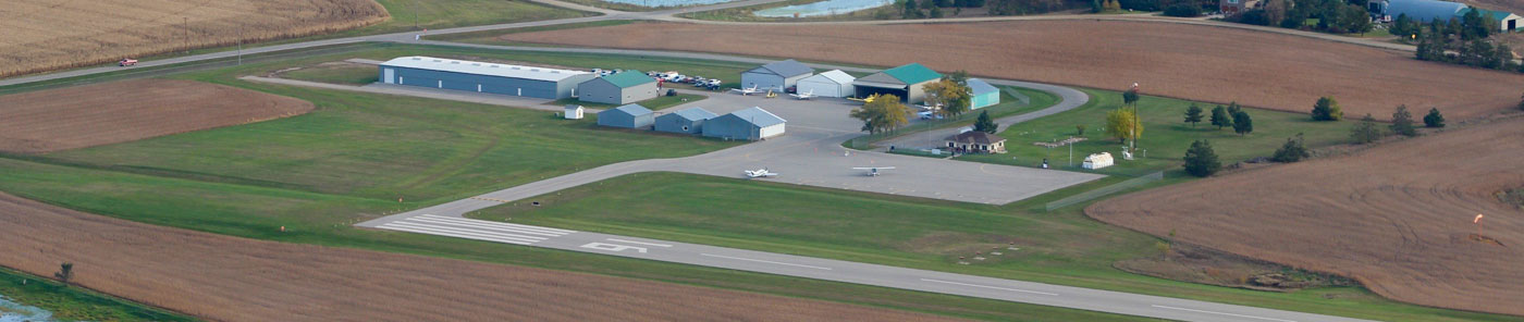 Long Prairie Municipal Airport | Todd Field