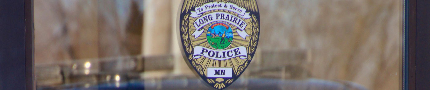 Long Prairie, MN Police Department