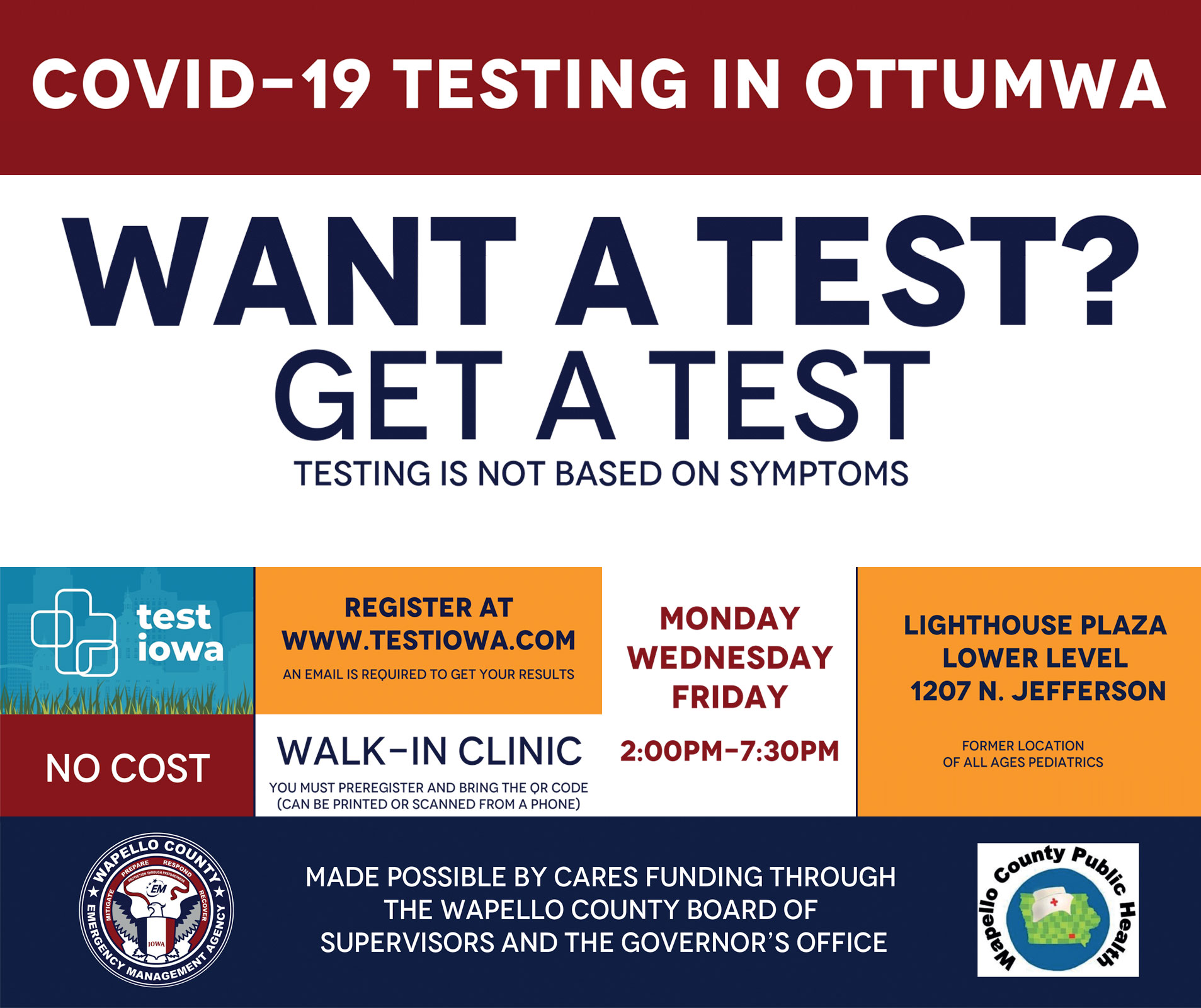want a test?