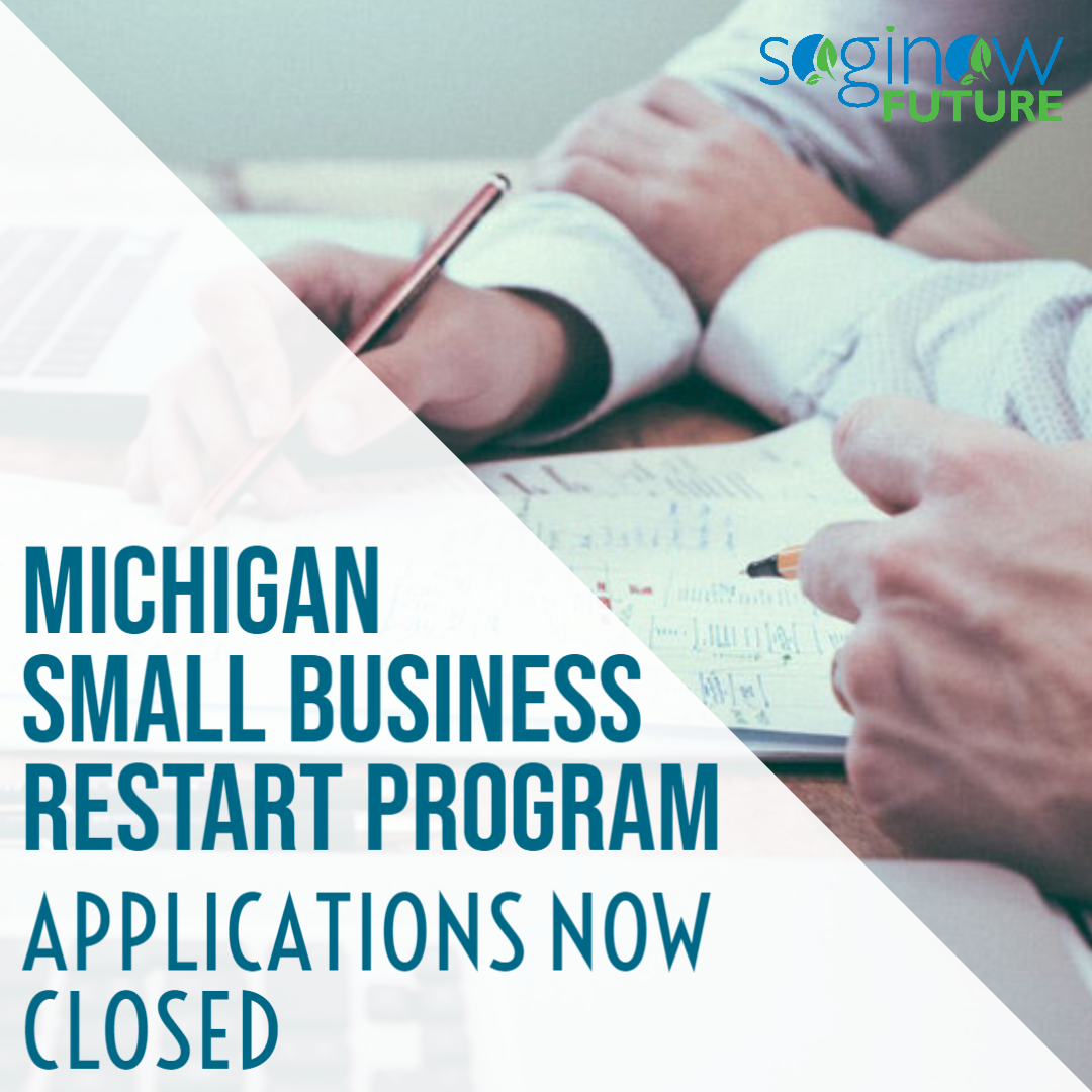 Michigan Small Business Restart Program Applications Now Closed Main Photo