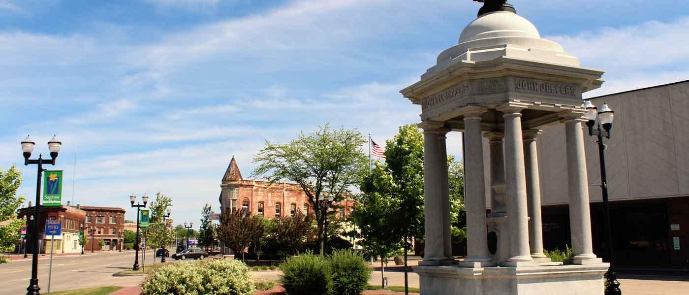 History of Saginaw County