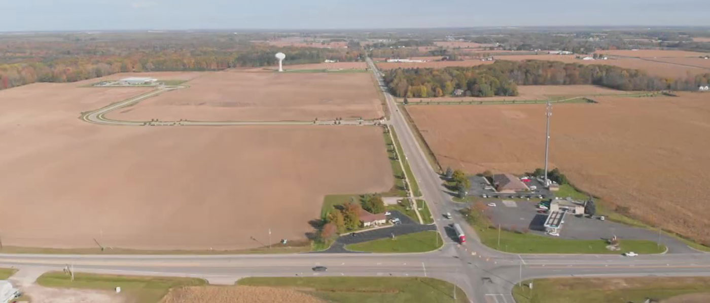 Saginaw, MI Industrial Site Development