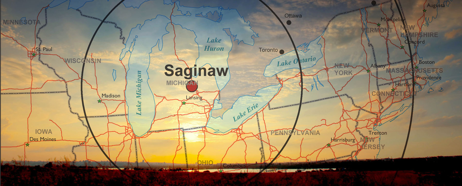 Saginaw, MI Featured Sites