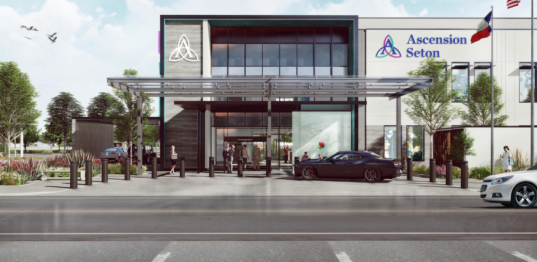 Ascension Seton Bastrop Hospital marks construction milestone Main Photo