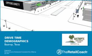 Thumbnail Image For Drive Time Demographics