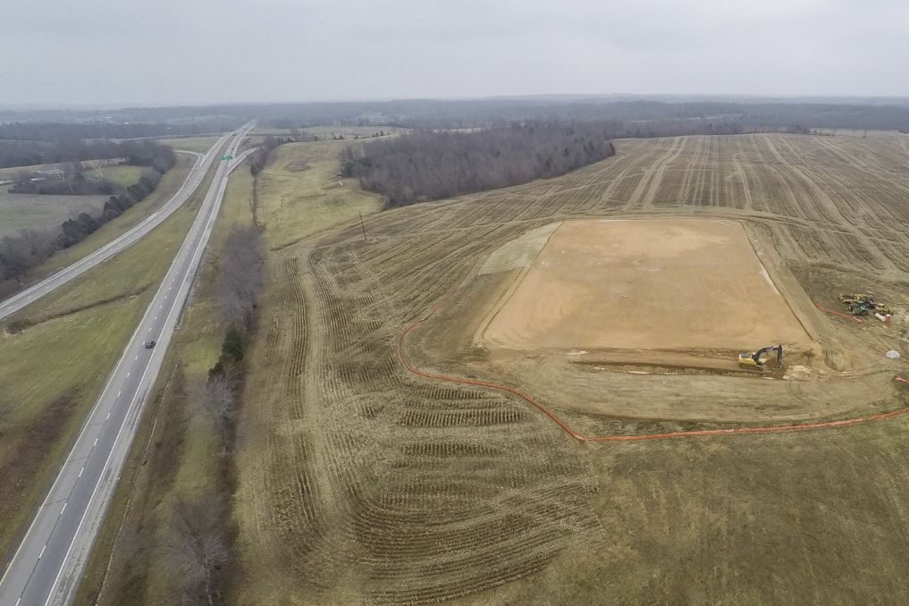 Main Photo For Bluegrass Crossings Build Ready Pad