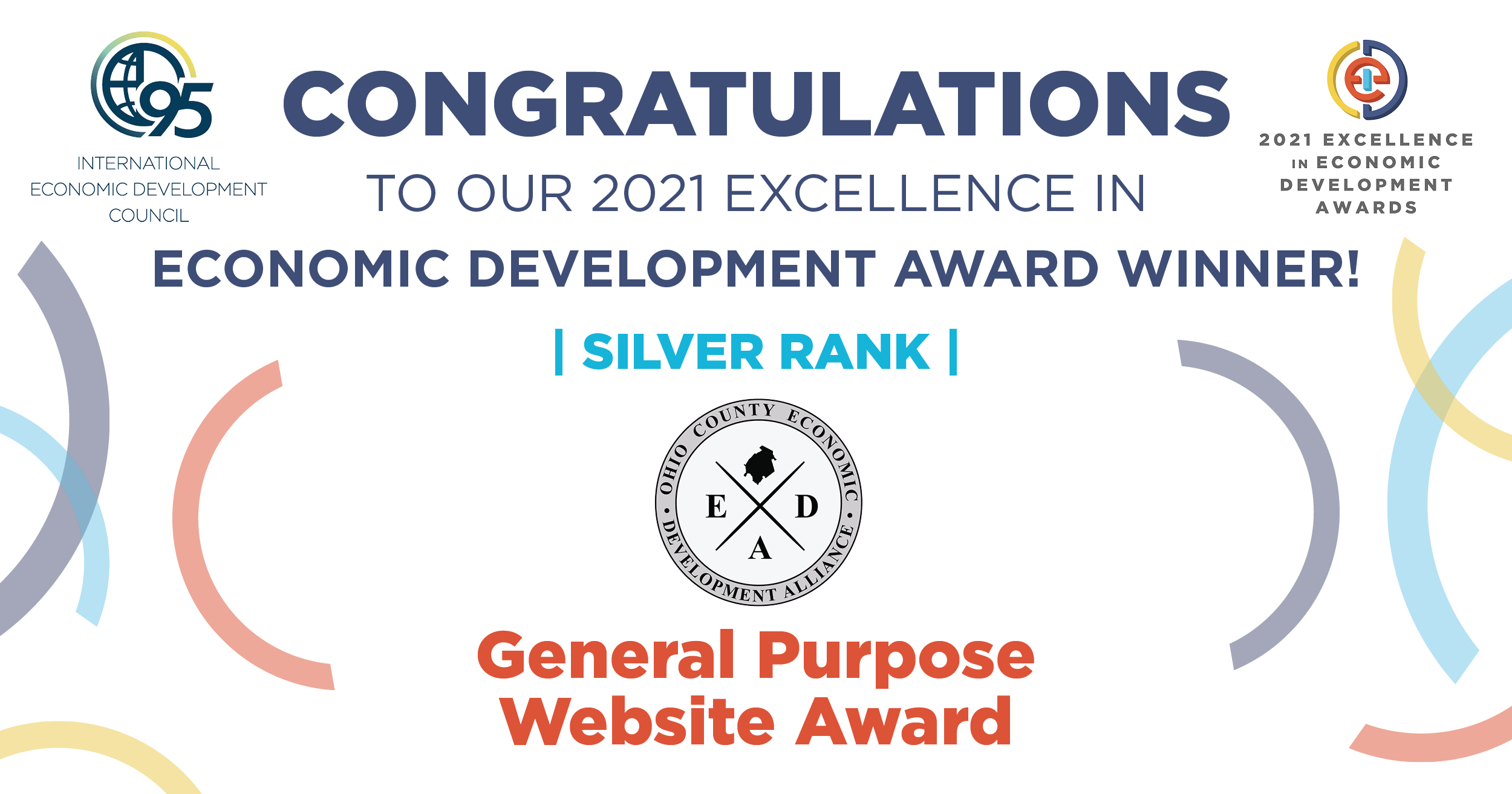 Ohio County Economic Development Alliance Receives Excellence in Economic Development Award from the International Economic Development Council Main Photo