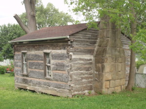 Thumbnail Image For Parks Log Cabin - Click Here To See