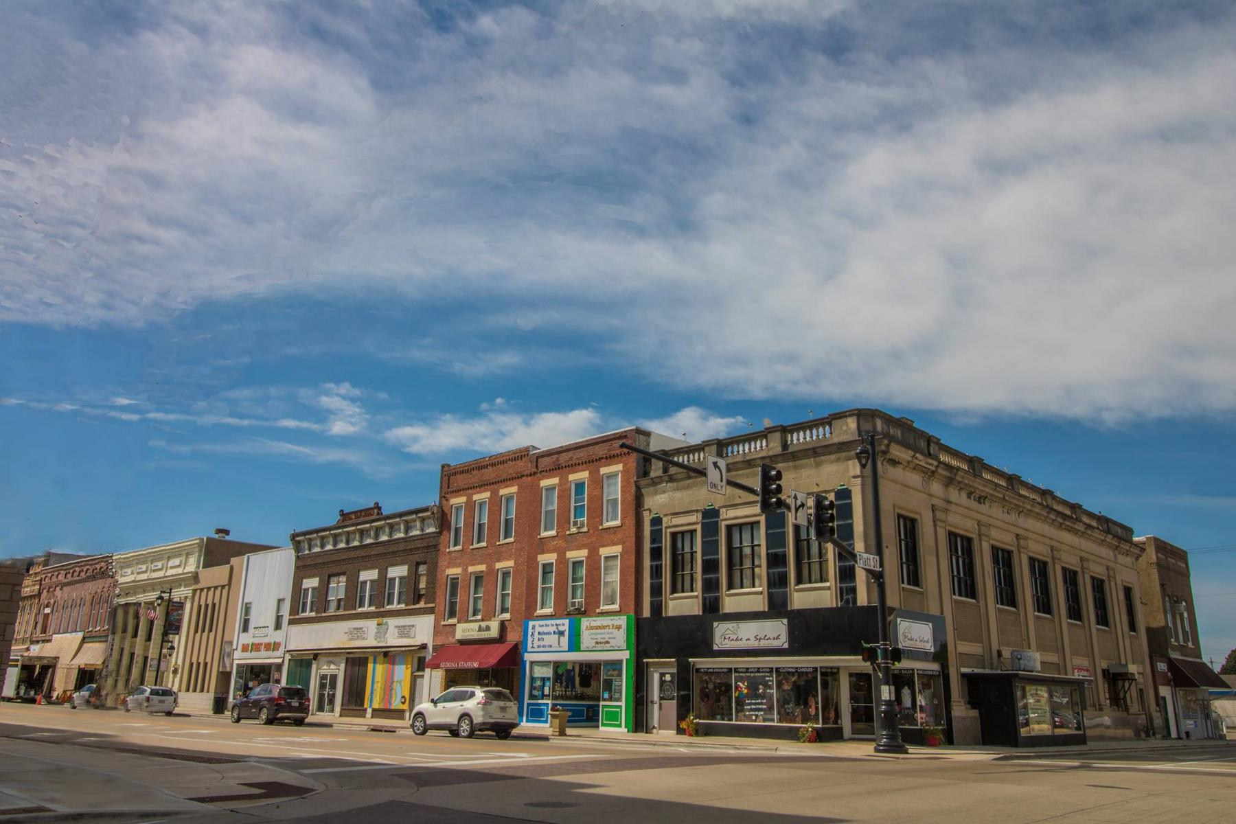 Iowa Economic Development Authority awards CDBG Downtown Revitalization Grant to the City of Maquoketa Main Photo