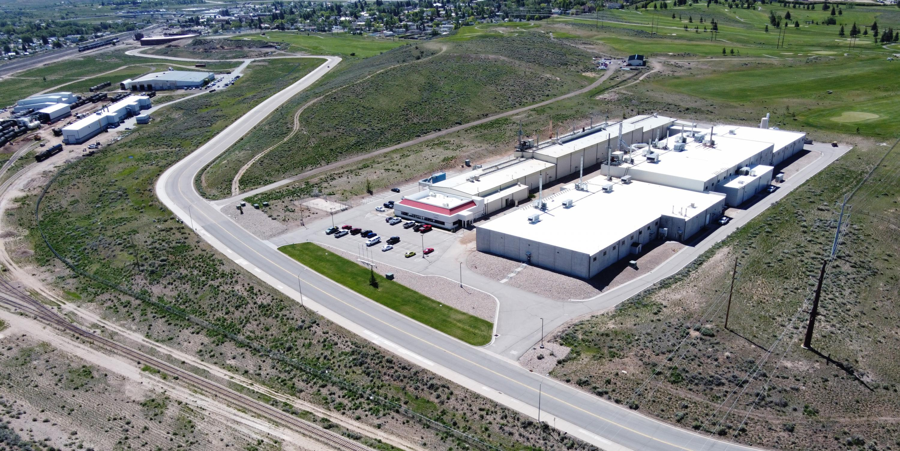 Evanston, Wyoming Offers Businesses an Edge Photo - Click Here to See