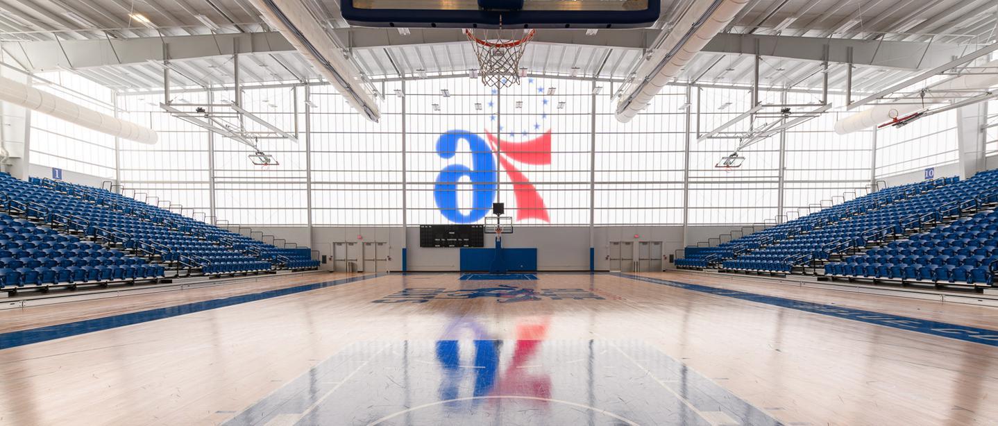 basketball facility