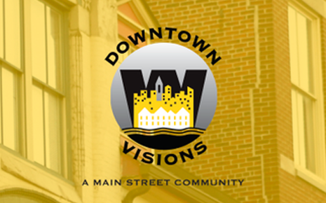 Downtown Visions - A Main Street Community Slide Image